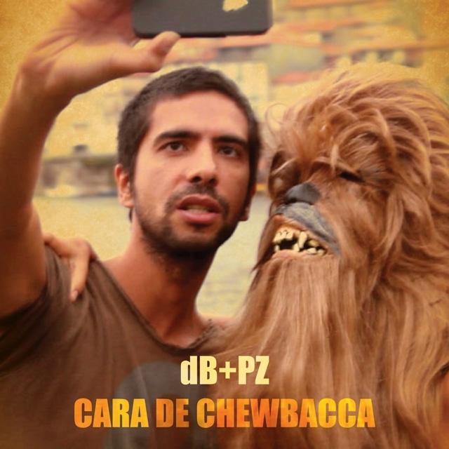 """Novo �lbum!dB+PZ """"Cara de Chewbacca"""""""