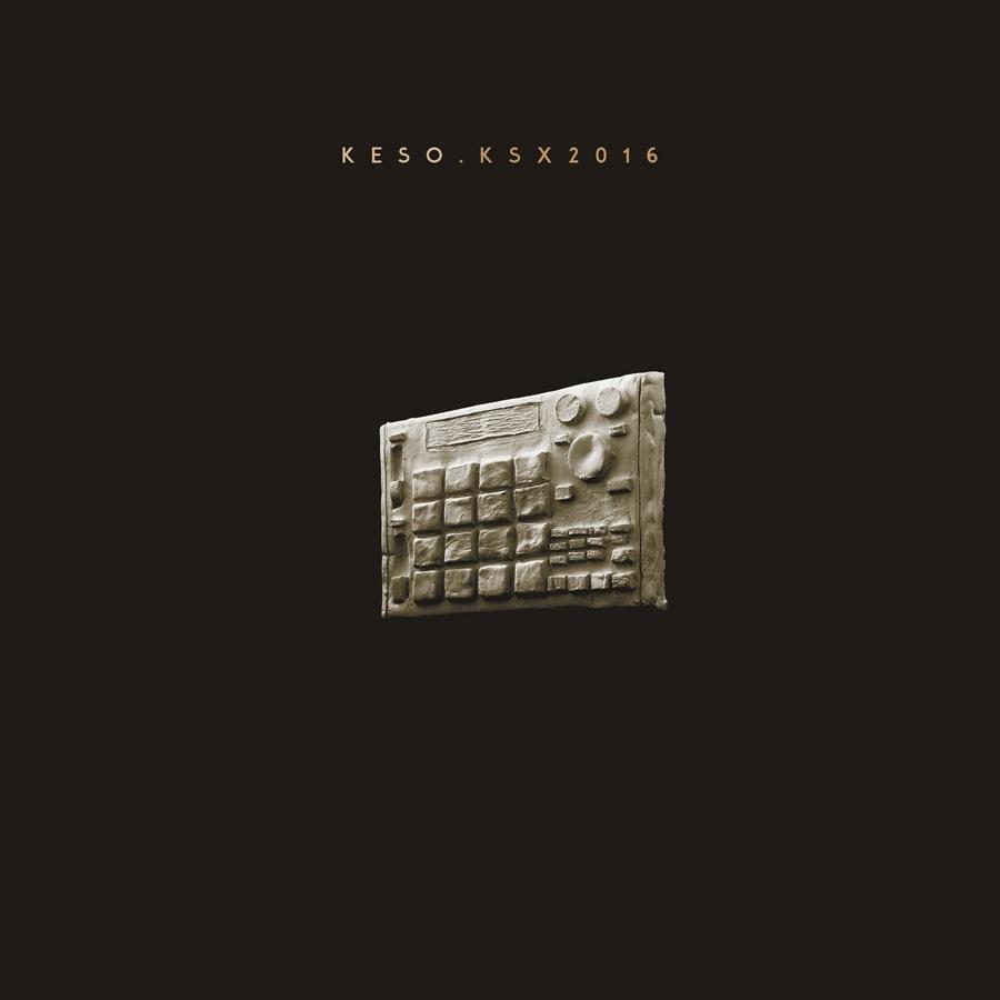 "Novo Álbum! Keso ""KSX 2016"""
