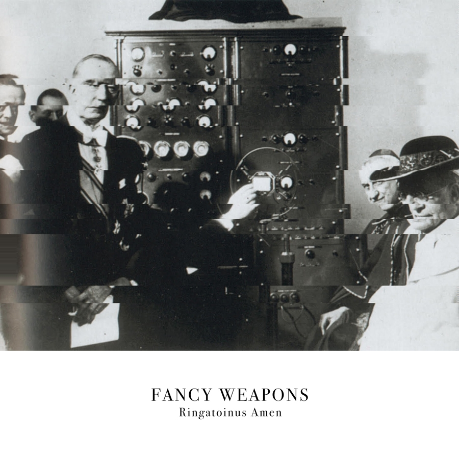 "Novo Álbum! Fancy Weapons ""Ringatoinus Amen"""