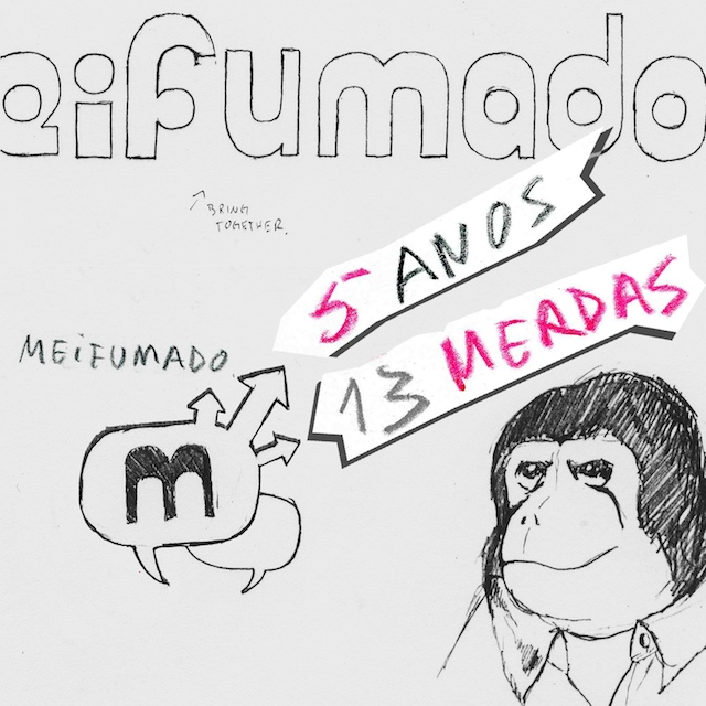 Meifumado - 5 Anos 13 Merdas - Various Artists