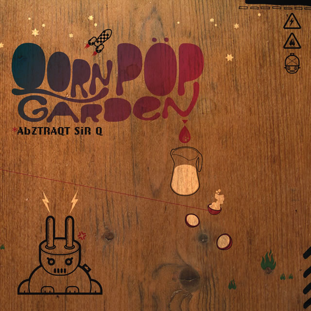 Qorn Pop Garden - AbztraQt Sir Q